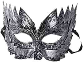 Mens Masquerade Mask Vintage Greek Roman Party Venetian Festival Mask Novel Design for Parties
