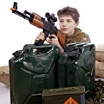 Electric AK47 Toy Machine Gun With So...