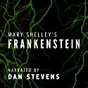 Frankenstein Audiobook by Mary Shelley Narrated by Dan Stevens