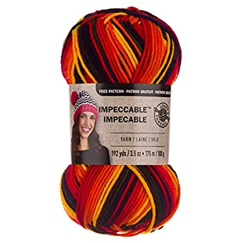 Amazon Loops Threads Impeccable Yarn 35 Oz One Ball