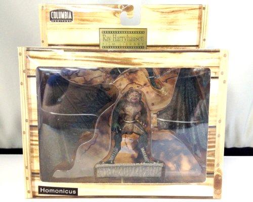 Ray Harryhausen Film Library Homonicus Cold Cast Resin Figure