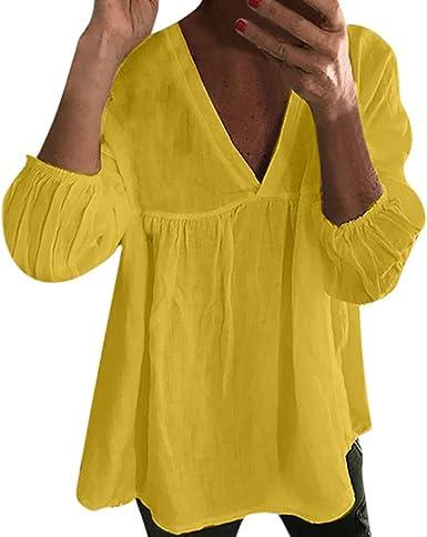 Poachers Camisetas Mujer Manga Corta Deporte Tops Mujer Fiesta Blusas para Mujer Elegantes Verano Camisas Mujer Tallas Grandes Crop Tops Mujer Camisas Mujer Flamenca Blusas Mujer de Vestir Fiesta: Amazon.es: Ropa y