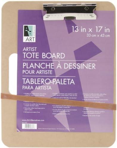 Art Alternatives Artist Tote Sketchboard 13 Inch x 17 Inch