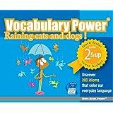 Vocabulary Power: Raining Cats and Dogs!