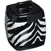 Creative Bath ZEB25BW Zebra Jar