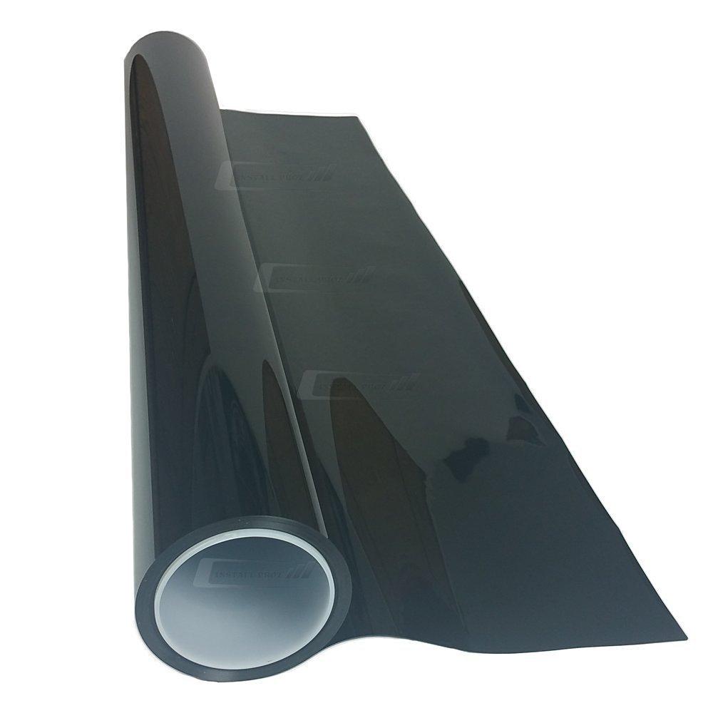 Install Proz Double Ply Window Film (40'' x 100') (5% Tint)
