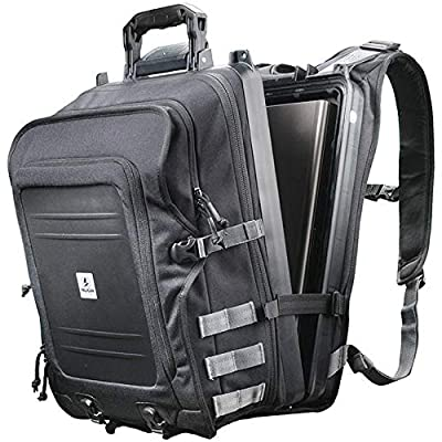 Pelican 0u1000-0003-110 Black Elite Storage Backpack For Laptop from PELICAN