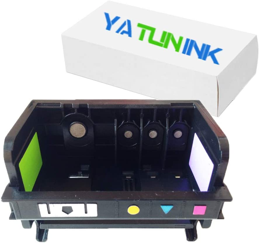 YATUNINK Remanufactured Printer Head Replacement for HP 920 Printhead 4 Slot Compatible for HP OfficeJet 6000 OfficeJet 6500 OfficeJet 6500A OfficeJet 7000 OfficeJet 7500A Printer (1 Pack)