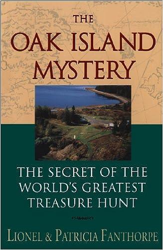 Book The Oak Island Mystery: The Secret of the World's Greatest Treasure Hunt