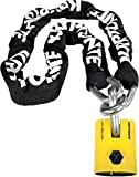 KRYPTONITE 15Mm Round Link New York Legend Chain Lock 1515 5 Ft 720018-999577