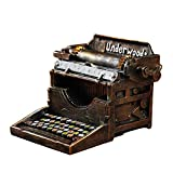 BWLZSP Retro Vintage Typewriter Model American Country Creative Decoration Cafe Bar Clothing Store Furnishing Decoration WL5111551