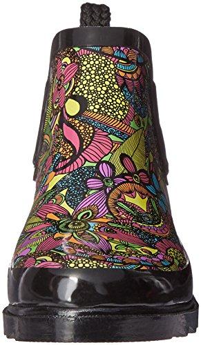 Rain Women's Rainbow The Spirit Desert Sak Rhyme Boot FTq66WftwH