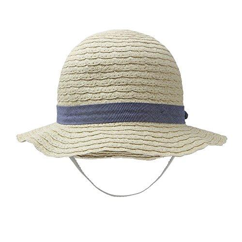 0c8e7808e030 vivobiniya Kid Girl s Summer Sun Hats Toddler Girl Straw Hats can be ...