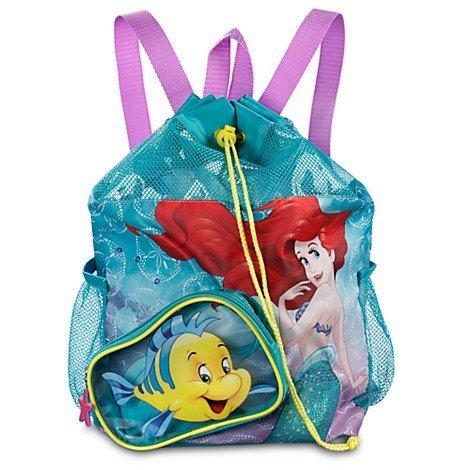 [Disneys Little Mermaid Kids Swim Bag] (Disney Little Mermaid Flounder Costume)