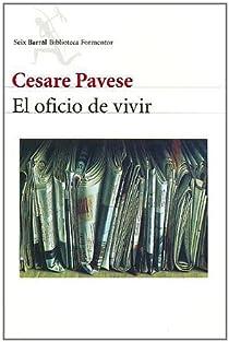 El oficio de vivir par Cesare Pavese