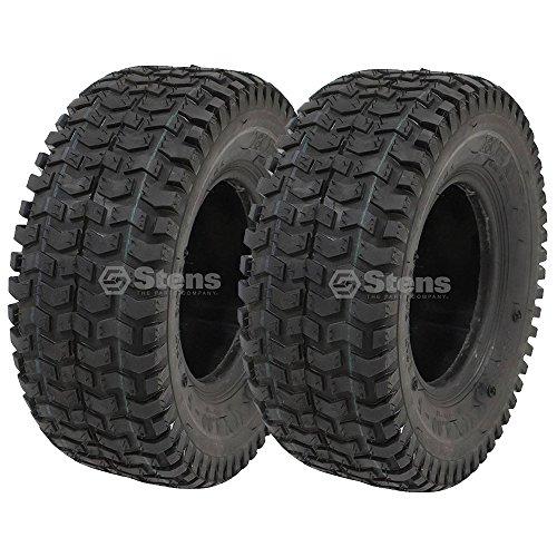 11 x 4.00-5 Stens 160-011 Pack of 2 Kenda Tires