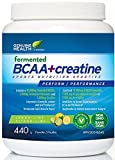 BCAA + Creatine (440g) Brand: Genuine Health recommended by Precision Nutrition