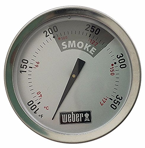 Weber Replacement Thermometer 22.5