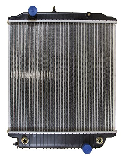 NEW Replacement Radiator for 2003-2006 Bluebird Vision School Bus with isolator pads (School Radiator Bus)