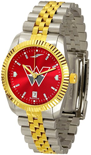 Western State Colorado University Mountaineers-Men's Executive AnoChrome by SunTime