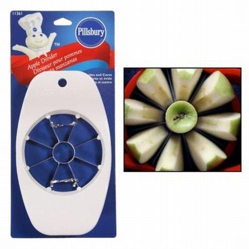 Pillsbury Apple Slicer & Wedge Corer Cutter Fruit Divider