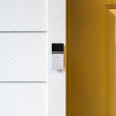 Extra Doorbell Push Button for Jacob Jensen Wireless Doorbell
