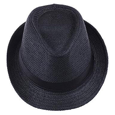 ACVIP Cappello di Paglia Unisex d Estate 9190e7681e46