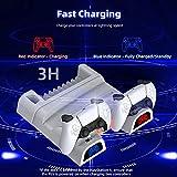 NexiGo PS5 Accessories Stand with LED Lighting