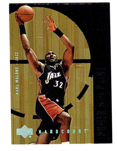 1999-00 Upper Deck Hardcourt Power in the Paint #P2 Karl Malone UTAH JAZZ LOUISIANA TECH The Mailman