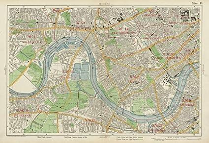 Amazon Com Hammersmith Fulham Chiswick Kensington Chelsea Barnes