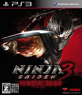 Amazon.com: Ps3 Ninja Gaiden 3: Razors Edge [Cero Rating Z ...