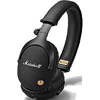 Marshall Monitor Bluetooth Wireless Over-Ear Headphone, Black (04091743)