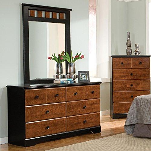 Cambridge 98115MI-CH Westminster Mirror Vanities Indoor Furniture, Brown