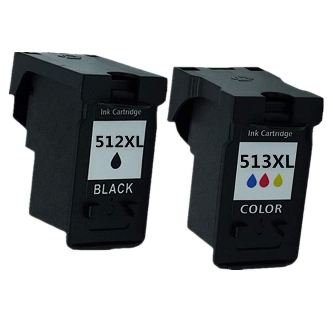 Cartuchos de tinta de repuesto para impresora de inyección de ...