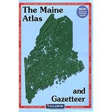 The Maine Atlas and Gazetteer