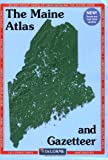 img - for Maine Atlas & Gazetteer (Delorme Atlas & Gazetteer) book / textbook / text book