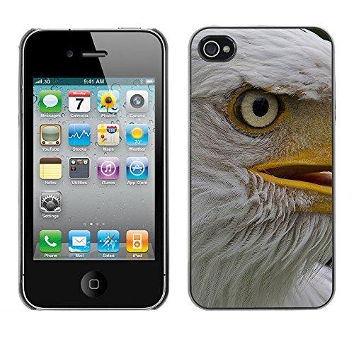 Premio Sottile Slim Cassa Custodia Case Cover Shell // F00008678 aigle // Apple iPhone 4 4S 4G