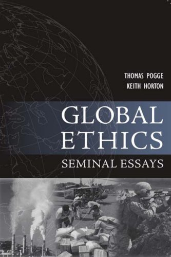 Thomas Pogge Publication