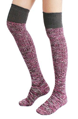 STYLEGAGA Winter Knit Over Socks