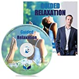 Guided Relaxation Hypnosis / Hypnotherapy CD - Alleviate Tension and Stress Relief - Meditation Music, Sleep Better & Reduce Anxiety & Worry