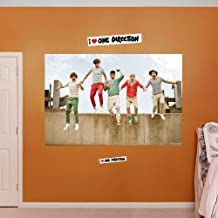 Fathead 1103-00009 Wall Decal, One Direction Jump Mural