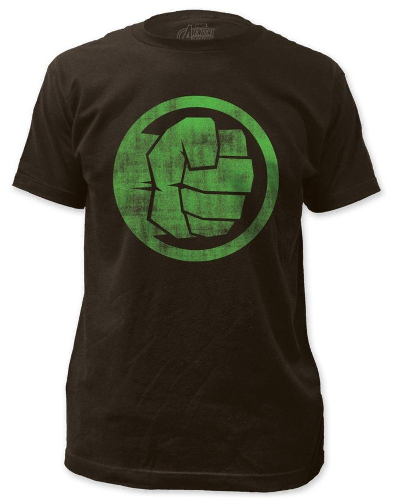 The Incredible Hulk - Fist Bump (slim fit) T-Shirt Size S