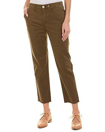 0bb4c00dfc rag & bone Womens Aurora Army Green Chino, 27, Green at Amazon Women's Jeans  store