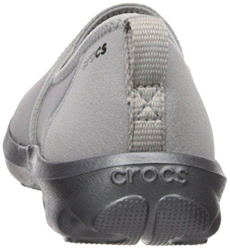 5 2 ligne Duet Smoke Crocs Fashion A Femmes Sneaker Satya 0 Eur Busyday 38 EF7dFqxwY