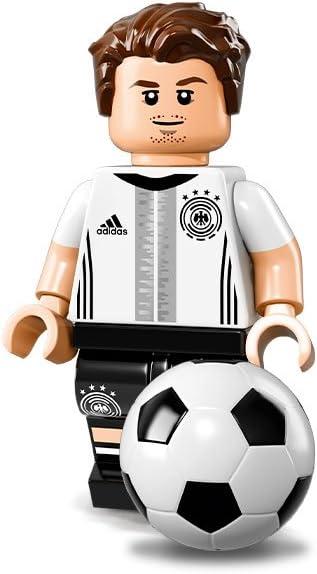 DFB GERMANY FOOTBALL MINIFIGURE NEW Andre Schürrle 9 LEGO MINIFIGURE