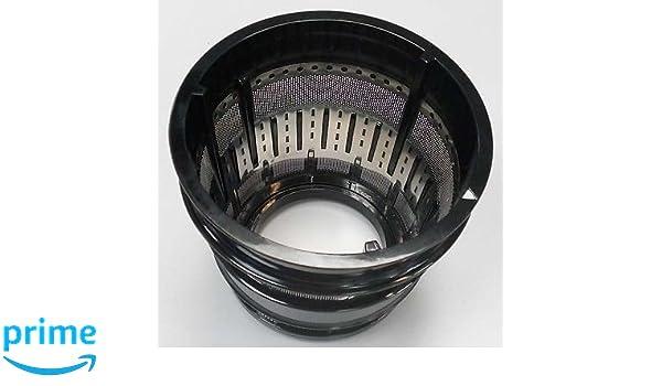 Repuesto original Kenwood del recipiente de la licuadora Slow Scroll Juicer, estractor de zumo JMP600, JMP601: Amazon.es: Hogar