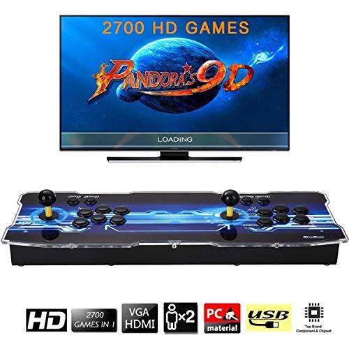 2700 HD Retro Games