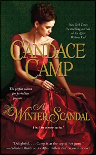 Book A Winter Scandal (Legend of St. Dwynwen)