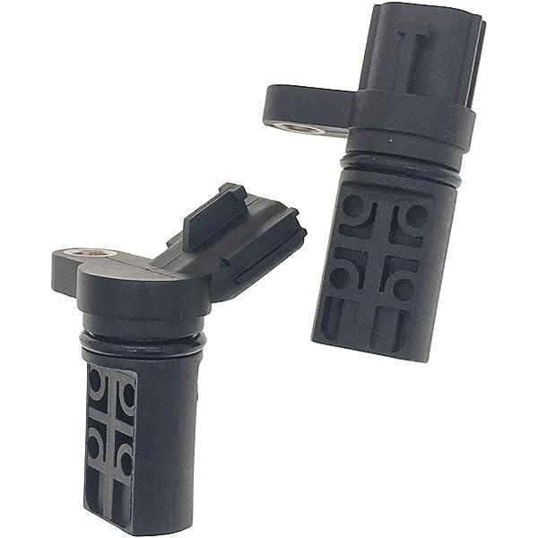 2pcs Cam//Crankshaft Position Sensor Left /&Right For 03-08 Infiniti FX35 G35 3.5L