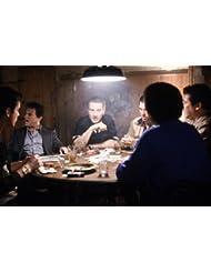 Goodfellas 24X36 Poster Joe Pesci Robert De Niro and gangsters gambling